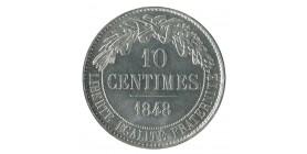 10 Centimes Concours de Dantzell Etain