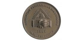 1/2 Décime Associations Fraternelles des Ménages Bronze