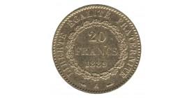 20 Francs Génie