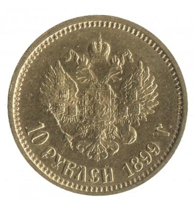 10 Roubles Nicolas II - Russie