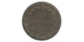 10 Centimes Louis XVIII Essai