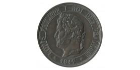 10 Centimes Louis-Philippe Ier Type à la Charte