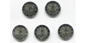 2 Euros Commémoratives Allemagne 5 Ateliers