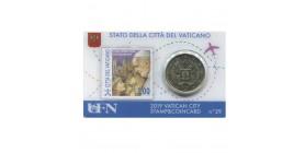 Coincard Timbre Vatican 2019 - n°29