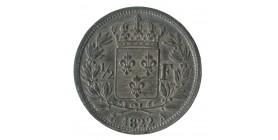 1/2 Franc Louis XVIII