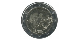 2 Euros Commémoratives Finlande 2017