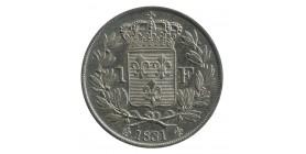 1 Franc Henri V