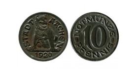 Aachen - 10 Pfennig allemagne - monnaie de necessite