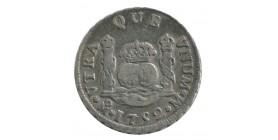 2 Reales Ferdinand VI - Mexique Argent