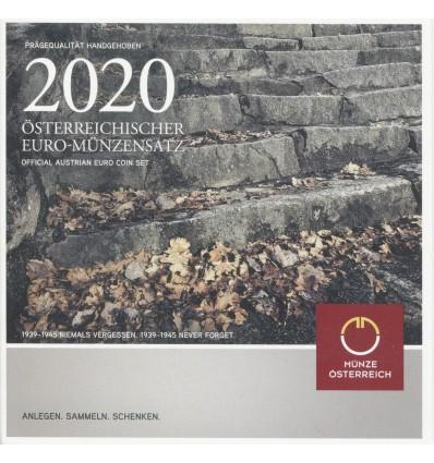 Série B.U. Autriche 2020