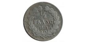 50 Centimes Louis-Philipper Ier
