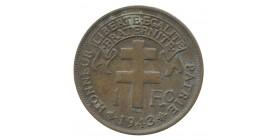 2 Francs - Afrique Equatoriale Française