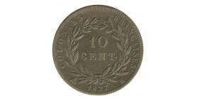10 Centimes Charles X - Colonies Générales