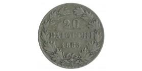 20 Baiocchi Pie IX - Vatican