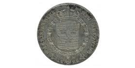 Riksdaler Charles XIV - Suède Argent