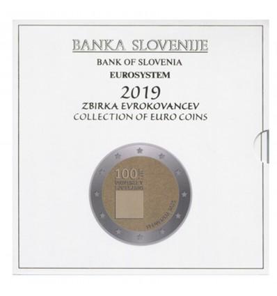 Série B.E. Slovénie 2019