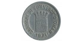 10 Centimes Chambre de Commerce d'Oran - Algérie