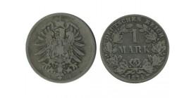 1 Mark Allemagne Argent