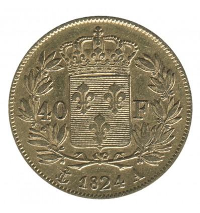 40 Francs Charles X