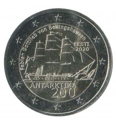 2 Euros Commémoratives Estonie 2020