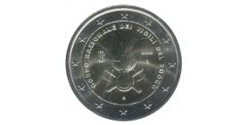 2 Euros Commémoratives Italie 2020