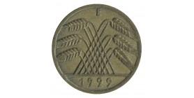 10 Reichspfennig - Allemagne