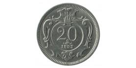 20 Heller - Autriche