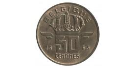 50 Centimes - Belgique