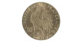 10 Francs Marianne / Coq 1899