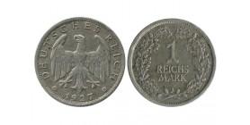 1 Reichsmark Allemagne Argent