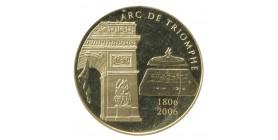 10 Euros Arc de Triomphe