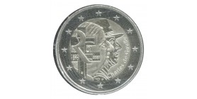 2 Euros Commémorative France 2020 Général De Gaulle B.E.