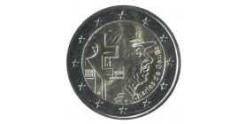 2 Euros Commémorative France 2020 Général De Gaulle