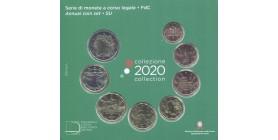 Série B.U. Italie 2020