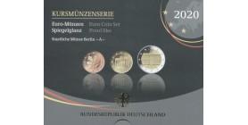 Série B.E. Allemagne 2020