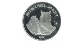 1000 Kip - Laos Argent