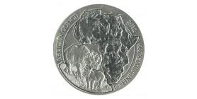 50 Francs - Rwanda Argent