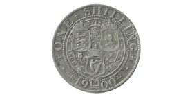1 Shilling Victoria - Grande Bretagne Argent