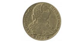 4 Escudos Charles III - Espagne