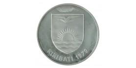 5 Dollars - Kiribati Argent