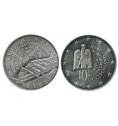 10 Euros Allemagne Argent