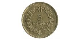 5 Francs Lavrillier Bronze Aluminium