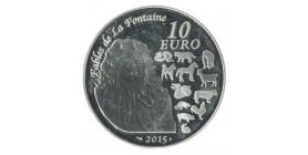 10 Euros Calendrier Chinois Année de la Chèvre