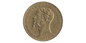 20 Lires Victor Emmanuel II - Italie Sardaigne