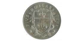 5 Dollars - Bahamas