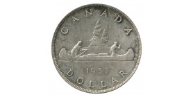 1 Dollar Elisabeth II - Canada Argent
