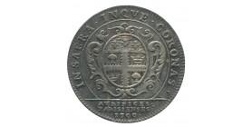Jeton Corporation des Orfèvres Louis XIV Argent