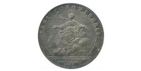 Jeton Corporation des Bourreliers Louis XV Argent