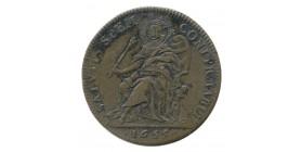 Jeton Corporation 3ème Corps des Marchands Les Merciers, Tailleurs de Draps d'Or et d'Argent  Cuivre