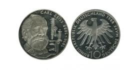 10 Marks Allemagne Argent
